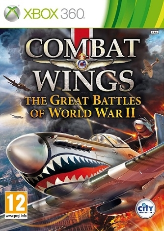 Combat Wings The Great Battles of WW II (Xbox 360)